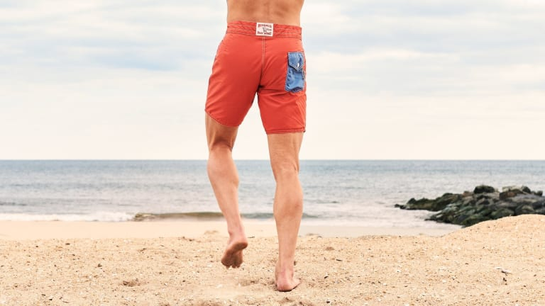 Birdwell and Todd Snyder Teamed Up on More Vintage-Inspired Beachwear