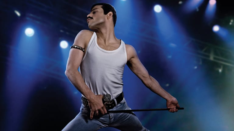 See Rami Malek as Freddie Mercury in Awesome 'Bohemian Rhapsody' Trailer