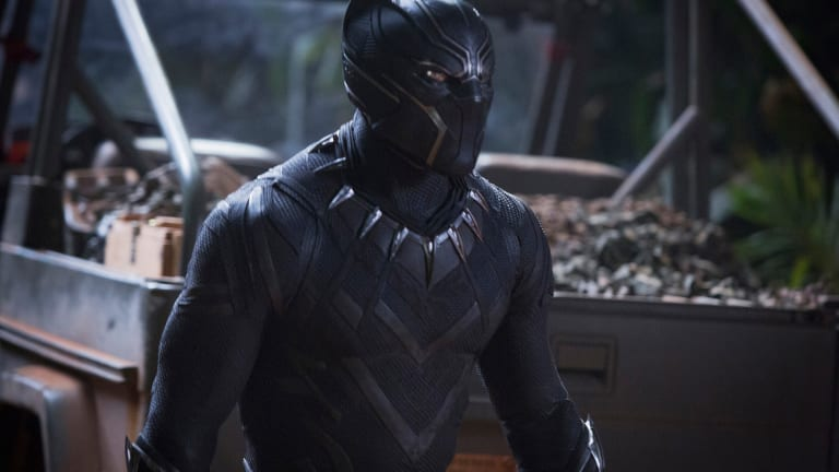 How Movie Magic Brought 'Black Panther' to Life