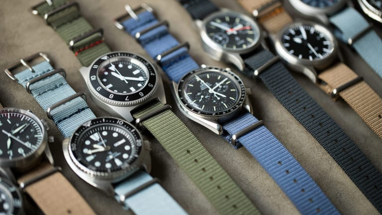 Score 50% Off Worn & Wound's High-Quality NATO Straps