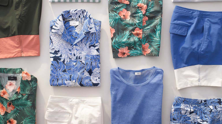 Onia and MR PORTER Team Up On Exclusive Summer Starter Kit
