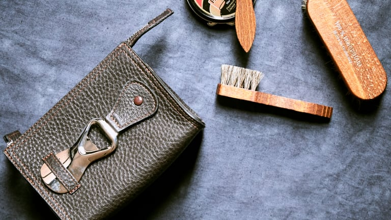 The Ultimate Collection of Gentlemanly Leather Goods