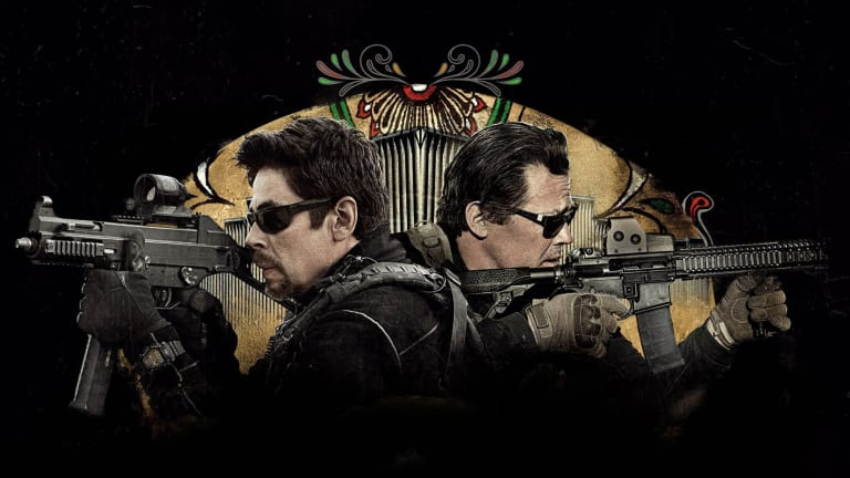 Here's One Last 'Sicario 2' Trailer to Get Your Blood Pumping