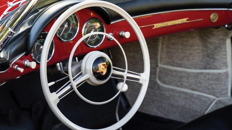 Car Porn: 1958 Porsche 356 A Super Speedster