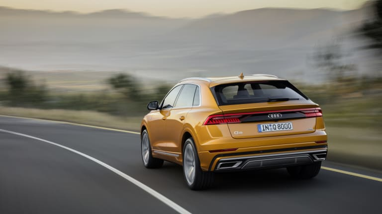 Audi Debuts All-New Flagship SUV