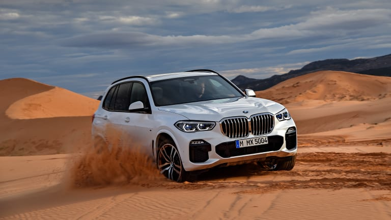 The BMW X5 Gets a Stylish Revamp