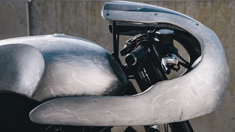 This Custom BMW R nineT Motorcycle Has Serious Style Chops
