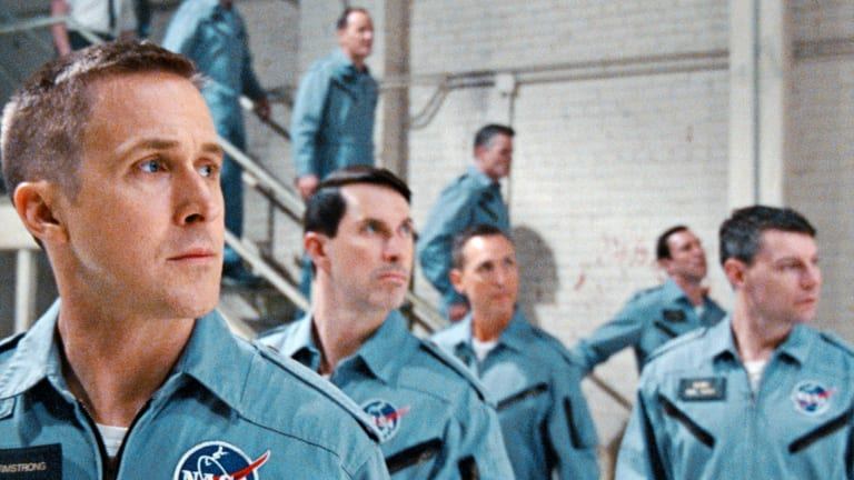 Ryan Gosling Is Neil Armstrong In Damien Chazelle's 'First Man'