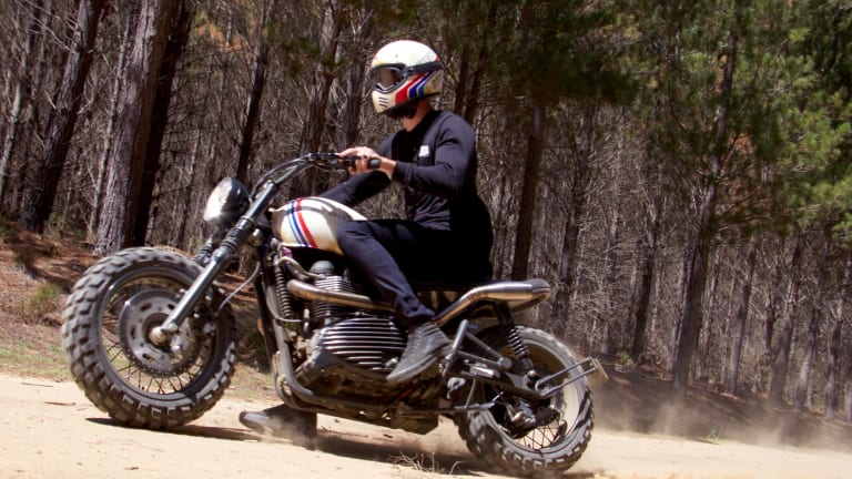 This Sailor Jerry Scrambler Has Style for Miles