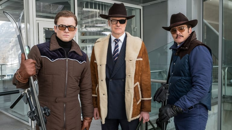 Save Nearly $200 on These Iconic 'Kingsman' Sunglasses