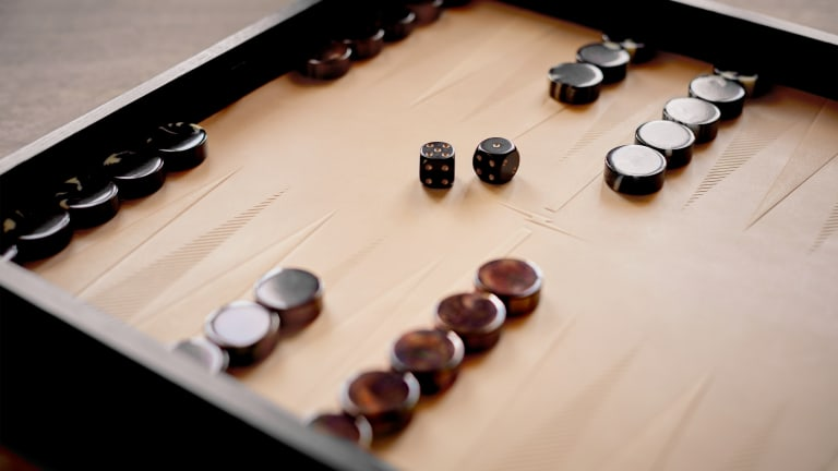 Shinola Unveils Achingly Beautiful Backgammon Set