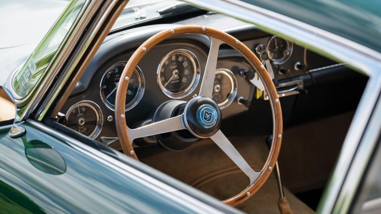 Car Porn: 1961 Aston Martin DB4 Series II