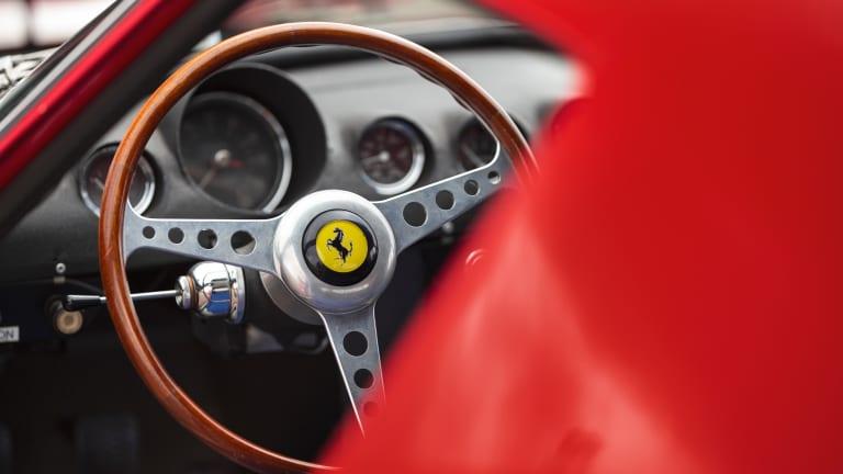 Car Porn: 1962 Ferrari 250 GTO