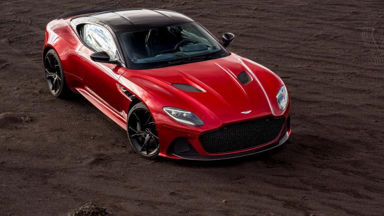 The New Aston Martin DBS Superleggera Is So Pretty It Hurts