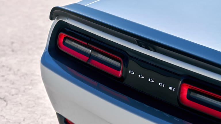 Dodge Debuts 797-Horsepower Hellcat Redeye