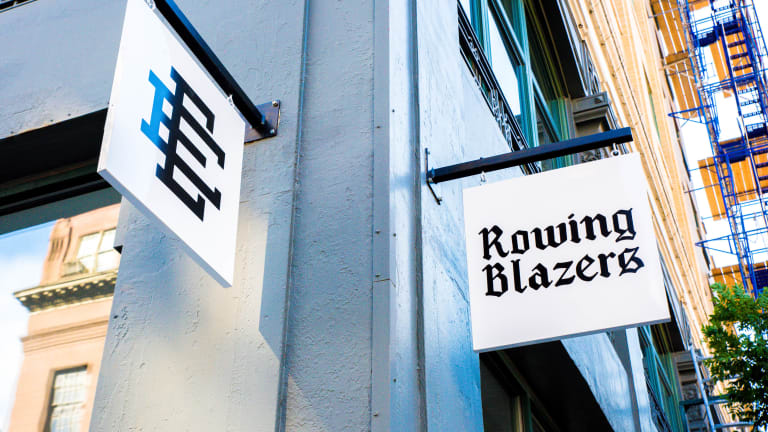 Inside Rowing Blazers' Super-Cool NYC Pop-Up Shop