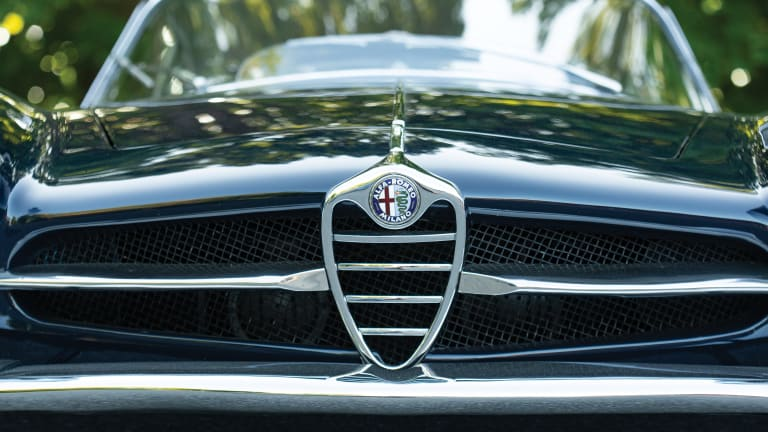 Car Porn: 1960 Alfa Romeo Giulietta Sprint Speciale