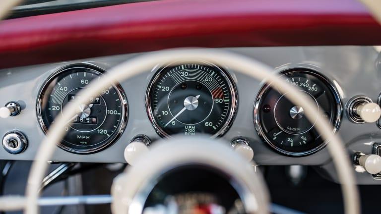 Car Porn: 1956 Porsche 356 A European Coupe
