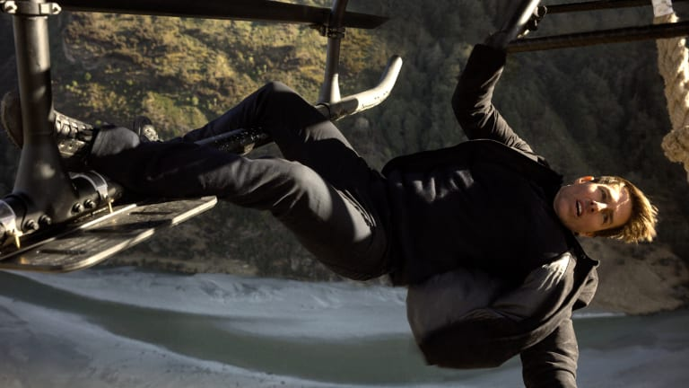 Movie Critics are Gushing Over 'Mission: Impossible – Fallout'