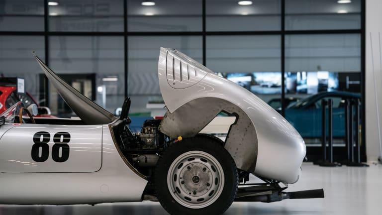 Car Porn: 1957 Porsche 550A Spyder