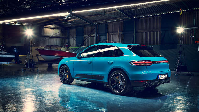 The Porsche Macan Gets a Subtle Refresh