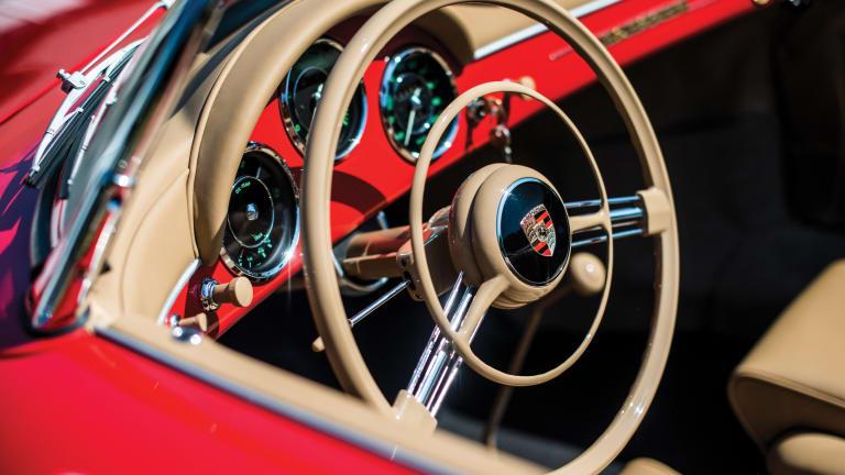 Car Porn: 1957 Porsche 356A 1600 Speedster