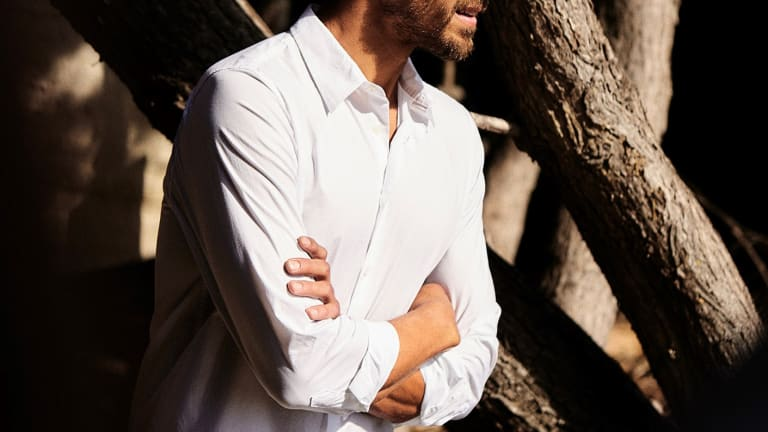 Keep Your Cool With This Super-Light and Breathable Shirt