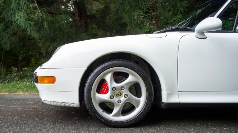Car Porn: 1996 Porsche 911 Carrera 4S