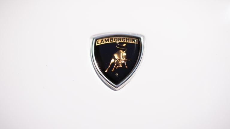 Car Porn: Rod Stewart's 1971 Lamborghini Miura