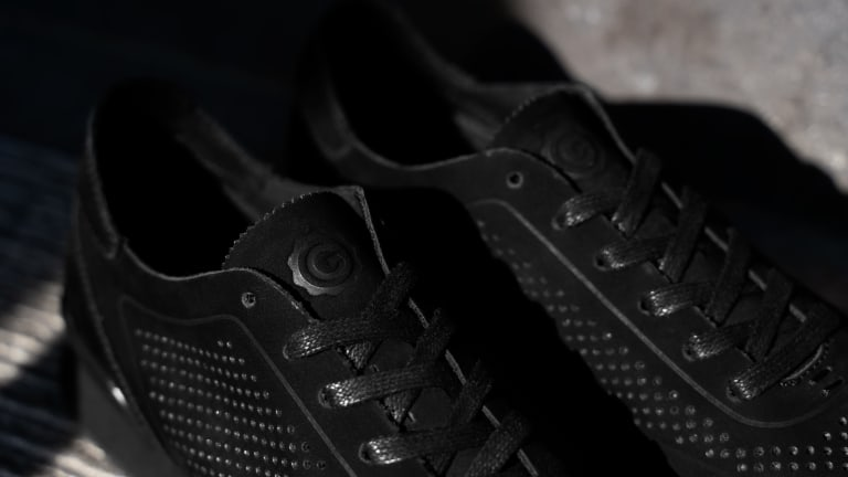 GREATS Unveils the Tonal Perforated Sneaker You Need in Your Life
