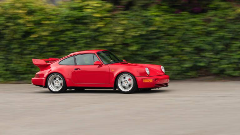 Car Porn: 1993 Porsche 964 Carrera RS 3.8