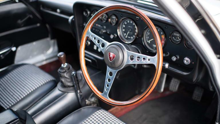 Car Porn: 1971 Mazda Cosmo Sport Series II