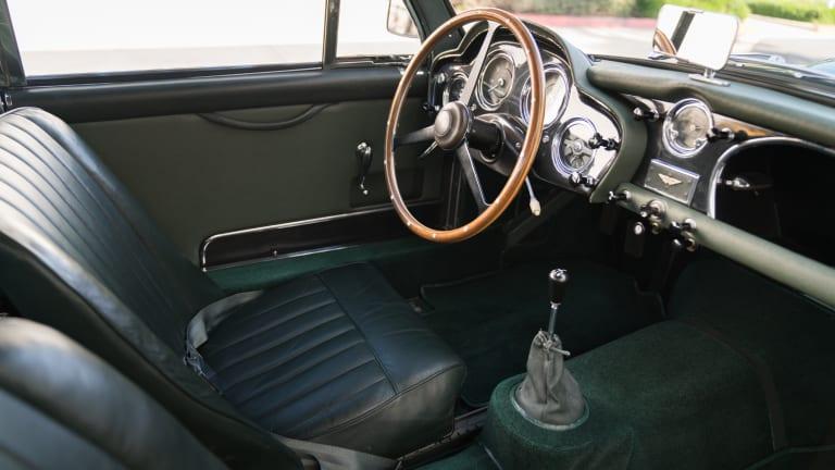 Car Porn: 1957 Aston Martin DB Mk III Saloon