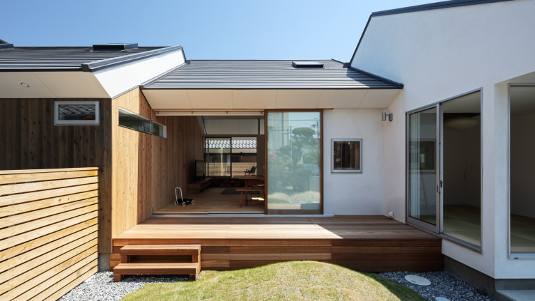 This Relaxed Japanese Home Proves Less Can Be More