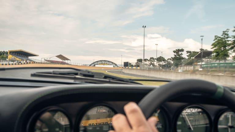 Car Porn: Paul Stephens Le Mans Classic Clubsport 911