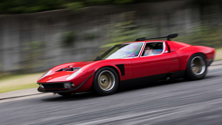 Everything You Need to Know About the Lamborghini Miura