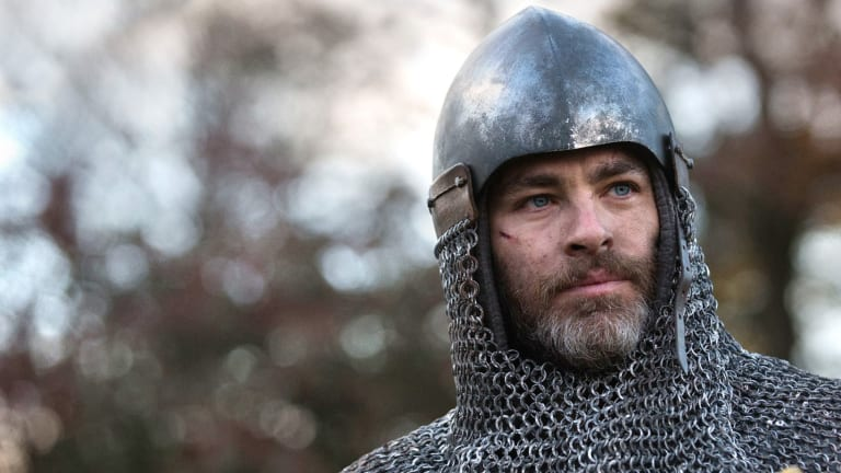 Netflix Unveils Stunning 'Outlaw King' Trailer