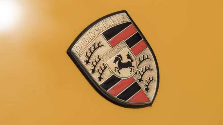 Car Porn: 1973 Porsche 911 Targa