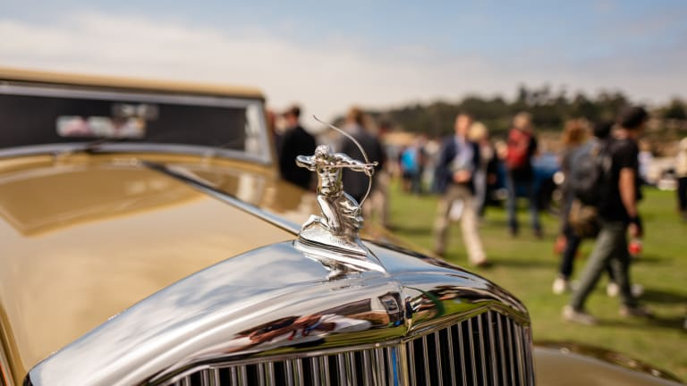 Inside the 2018 Pebble Beach Concours d'Elegance