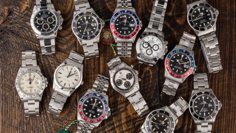 Don't Sleep On This Spectacular Online Rolex Auction