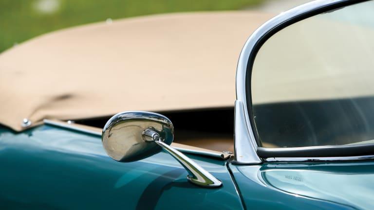 Car Porn: 1958 Porsche 356 A