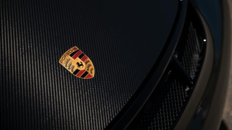 Car Porn: Jerry Seinfeld's 2011 Porsche 911 GT3 RS 4.0