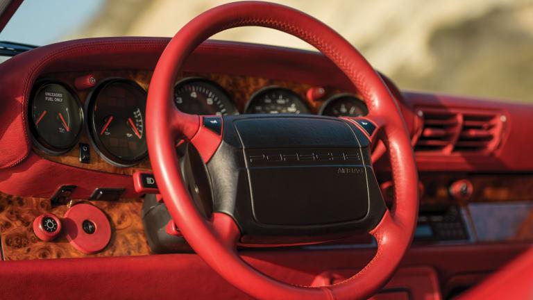 Car Porn: 1991 Porsche 911 Turbo