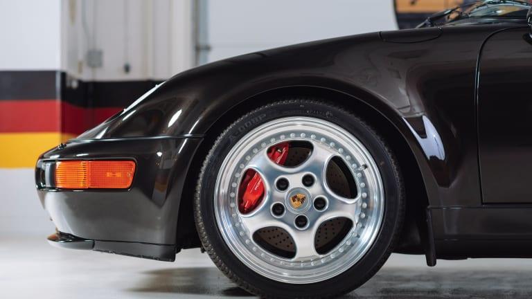 Car Porn: 1994 Porsche 911 Turbo S X85 'Flat-Nose'