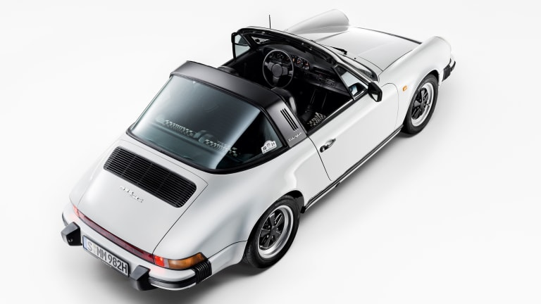 All Hail This Awesome Stash of All-White-Everything Porsches