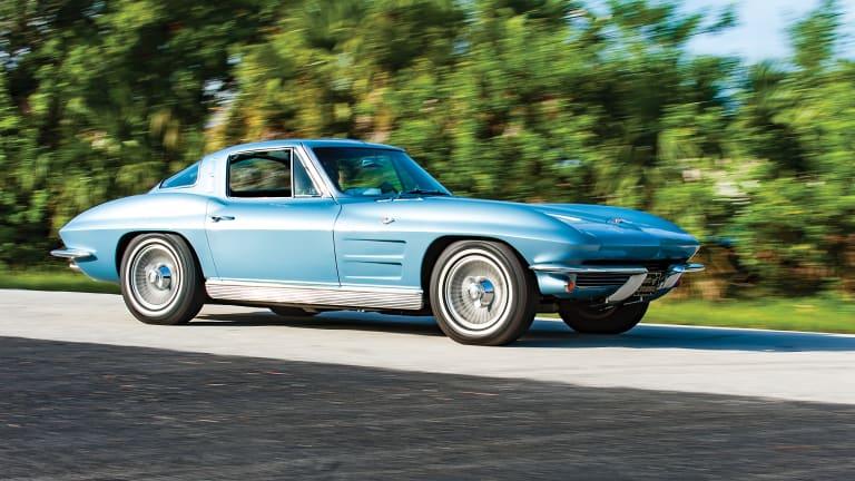 Car Porn: 1963 Chevrolet Corvette Sting Ray