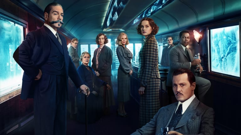 Could 'Murder on the Orient Express' Look Any Better?