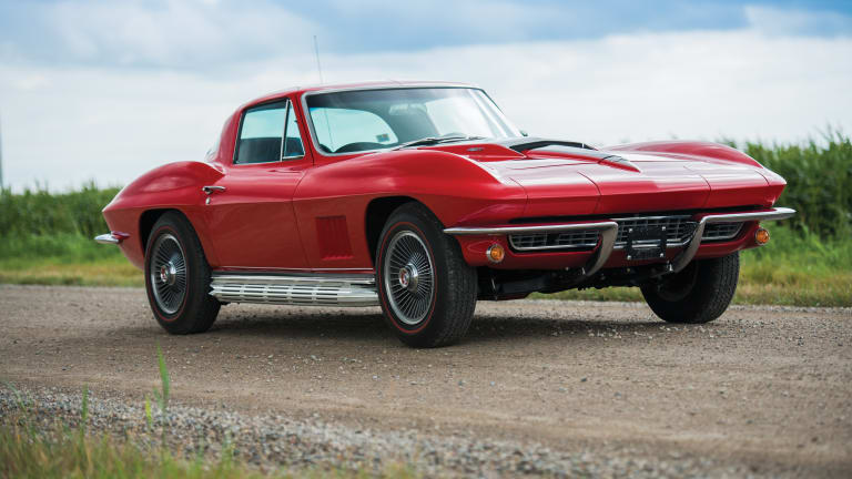 Car Porn: 1967 Chevrolet Corvette Sting Ray
