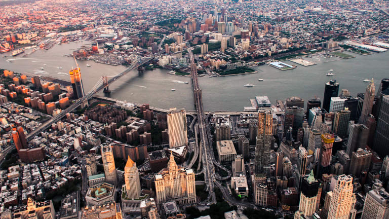 A Mind-Boggling Timelapse of New York
