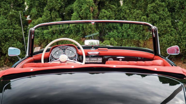 Car Porn: 1959 Mercedes-Benz 190 SL